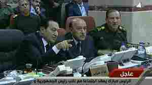 Plan To Replace Mubarak May Be In The Works