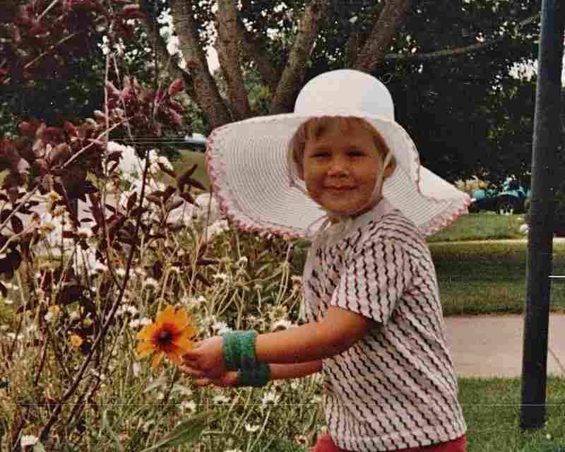 Andrew, age 5, Apple Valley, Minn., 1982