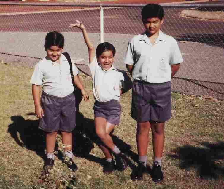 Isaac, age 7, Karratha, Western Australia, 1995