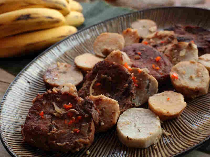 Dasheen Pork