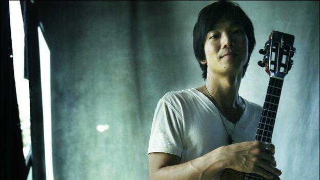 Jake Shimabukuro, considered one of the world's top ukulele players, recently performed on World Cafe.