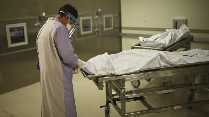 Coroners Don't Need Degrees To Determine Death : NPR