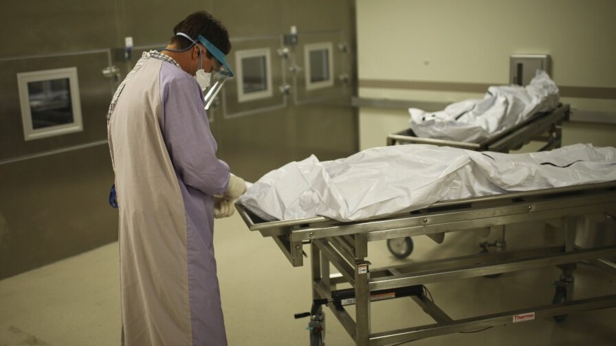Coroners DonT Need Degrees To Determine Death  Npr