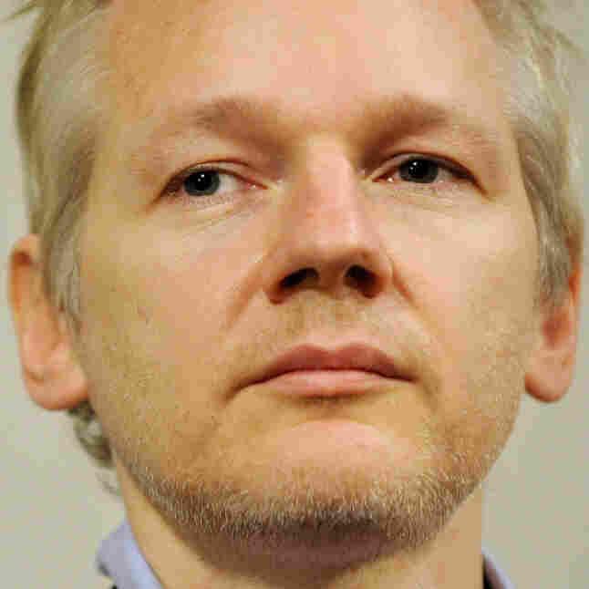 WikiLeaks founder Julian Assange (Jan. 17, 2011).