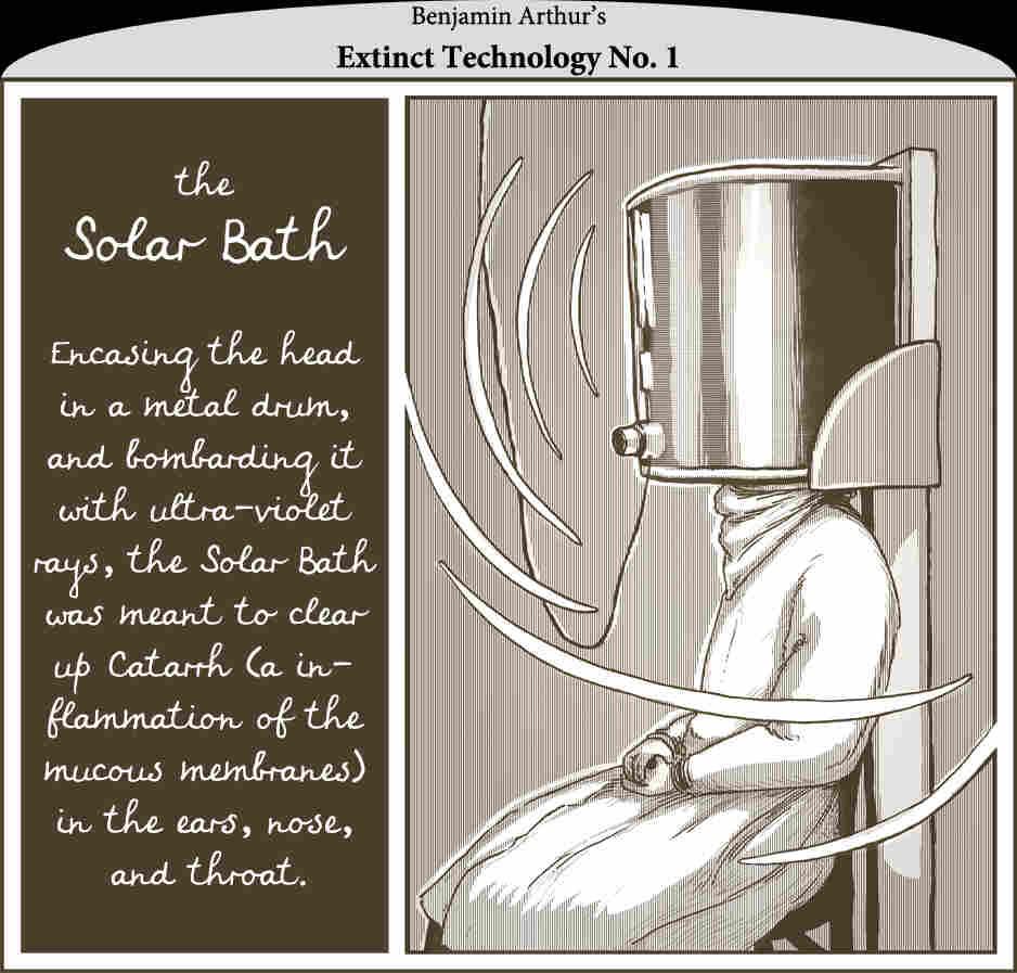 The Solar Bath.