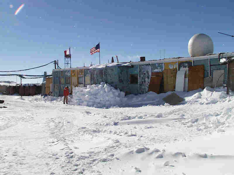Vostok station in 1983 recorded the coldest temperature ever detected on Earth: minus 128.6 degrees Fahrenheit.