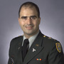 Maj. Nidal Malik Hasan, the U.S. Army doctor named as a suspect in the shooting death of 13 people and the wounding of 31 others at Fort Hood, Texas.