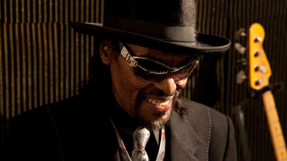 In 2011, Chuck Brown appeared on World Cafe to discuss his recent live album, We Got This.