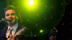 Colombian singer Juanes