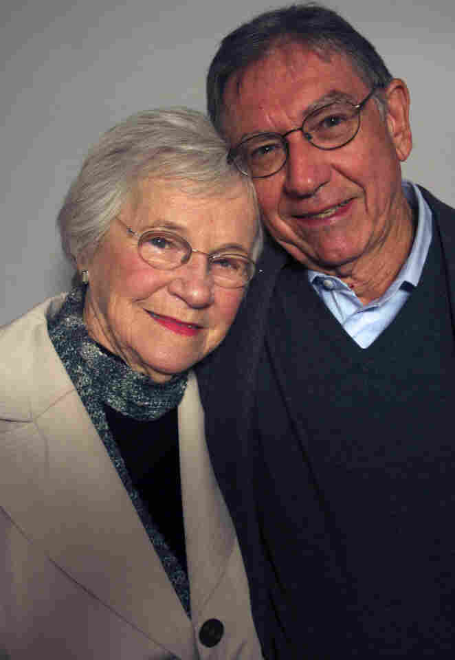 Mary Van Beke and her son, Charles, 70, spoke about their family's history at StoryCorps in Tennessee.