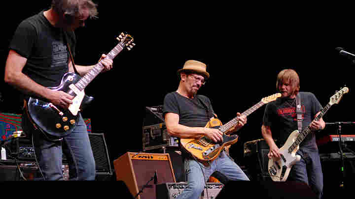 The Bottle Rockets On Mountain Stage