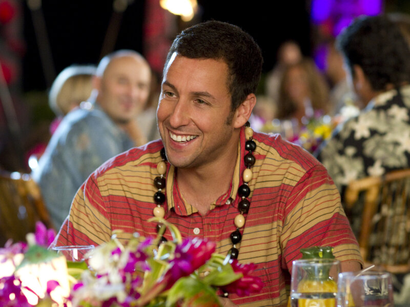 Movie Reviews Adam Sandler Just Go With It No You Really Shouldn T Npr