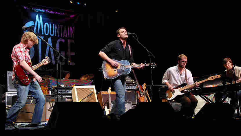Sons of Bill performed on Mountain Stage.
