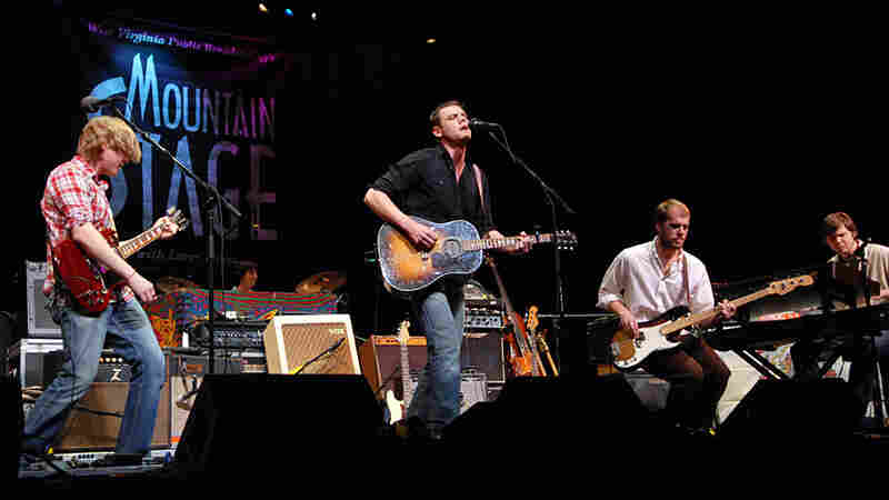 Sons Of Bill On Mountain Stage