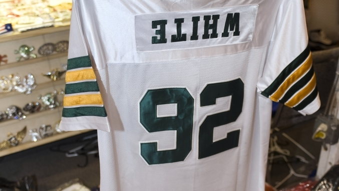 Counterfeit Jerseys: Can You Tell The Difference? : NPR