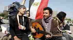 Clinton Sticks To U.S. Principles On Egyptian Reform