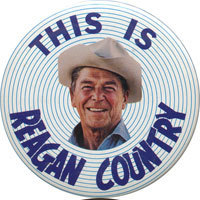 This is Reagan country.