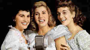 Patty Andrews, Leader Of The Andrews Sisters, Dies