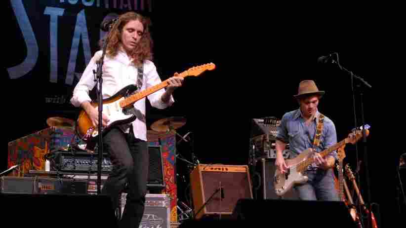 Bud Carroll & The Southern Souls performed on Mountain Stage.