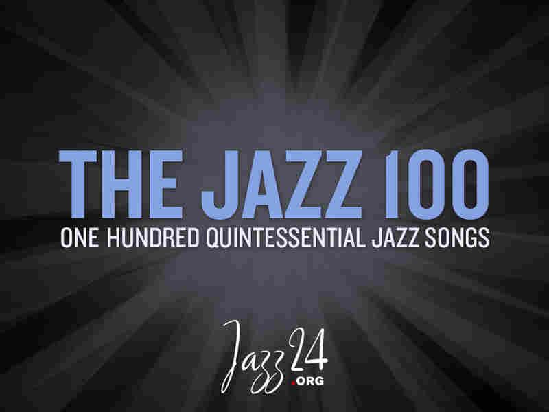 The Jazz 100 logo