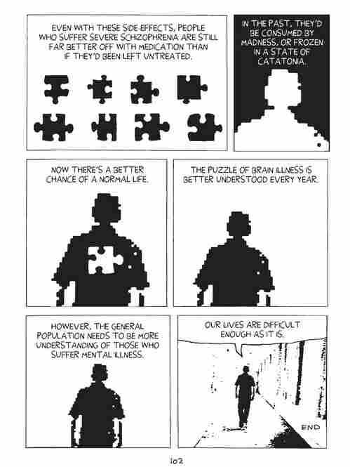 Psychiatric Tales by Darryl Cunningham