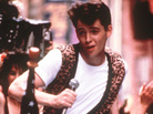 "Matthew Broderick appears from a scene from the film ""Ferris Bueller's Day Off"" in 1986."