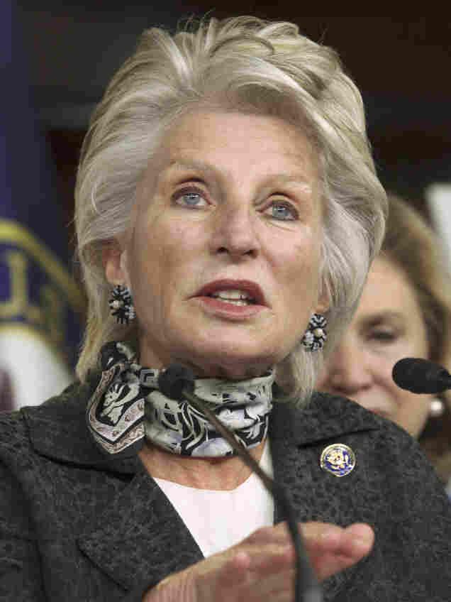 Rep. Jane Harman (D-CA).