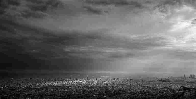 Rain, Los Angeles, 2008