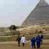 Uprising in Egypt Equals Downfall in Tourism