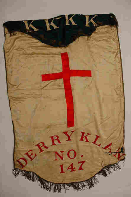 Knights Of The Ku Klux Klan Banner, Early 20th Century The Ku Klux Klan, originally founded in 1865 by veterans of the Confederate Army, was an insurgent group that undertook violent and vigilante activities during Reconstruction. The group faded away in the 1870s, but fueled by glorified images of the Klan in the film Birth of the Nation, was founded again in 1915 as a fraternal ...