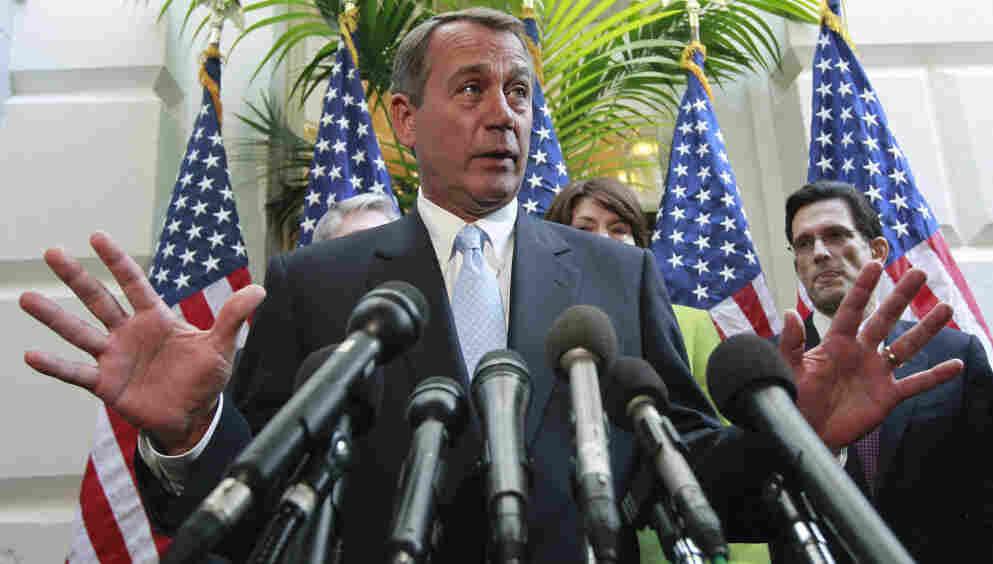 House Speaker John Boehner of Ohio, Wednesday, Feb. 9, 2011.