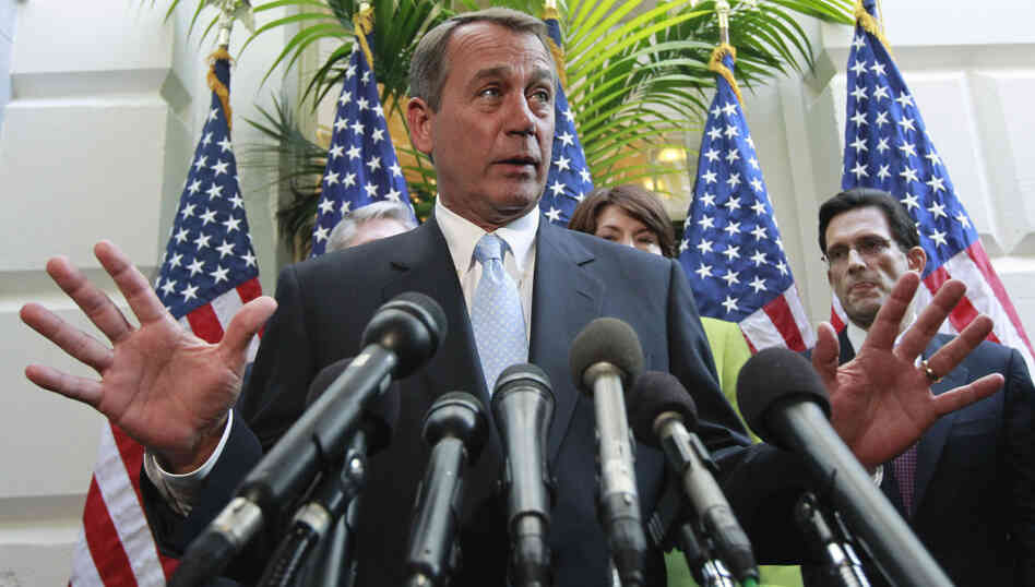 House Speaker John Boehner of Ohio, Wednesday, Feb. 9, 2011.