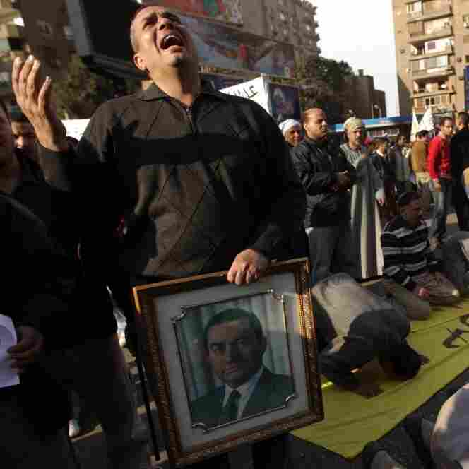 Demonstrations Stir Fear Among Egypt's Copts