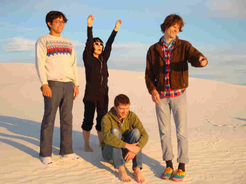 "In ""No One Asked to Dance,"" Deerhoof proves again that mystery is more seductive than truth."