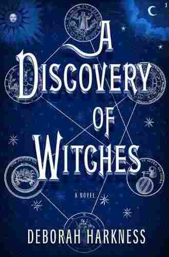The cover of Deborah Harkness' A Discovery Of Witches.