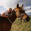 People have long speculated about why girls love horses, according to Peggy Orenstein, author of Cinderella Ate My Daughter: Dispatches from the Front Lines of the New Girlie-Girl Culture. She says that by identifying with these dynamic, strong animals, girls are expressing their own power.