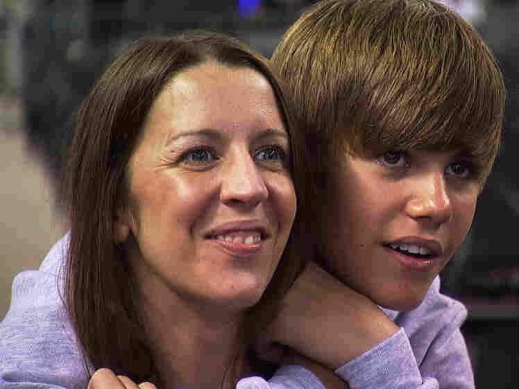 Pattie Mallette, Justin Bieber
