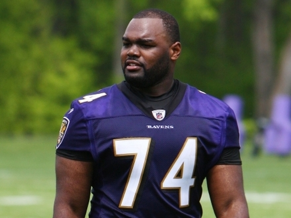 baltimore ravens offensive tackler michael jerome Michael jerome oher (born may 28, 1986) is an american football offensive tackle for the baltimore ravens of the national football league (nfl.