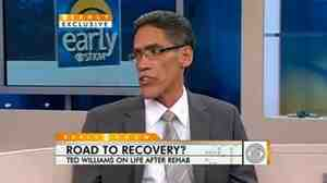 Ted Williams, on CBS News' The Early Show; Feb. 9, 2011.