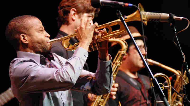 Trombone Shorty On Mountain Stage