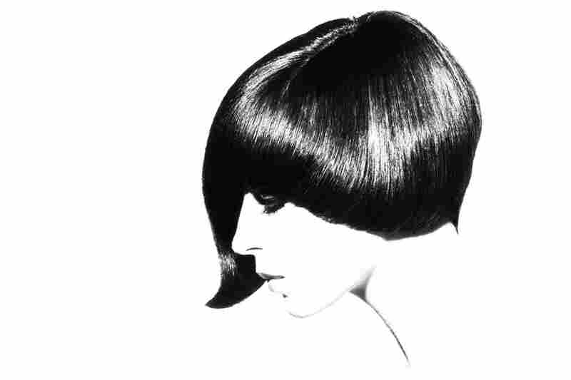"One of Sassoon's most iconic looks — the asymmetric five-point, is a modified version of the classic bob. ""It was geometrically the hardest thing I'd ever done,"" he says."