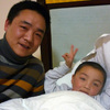 Peng Gaofeng used social media to track down his son, Xinle, who was abducted three  years ago outside his home.