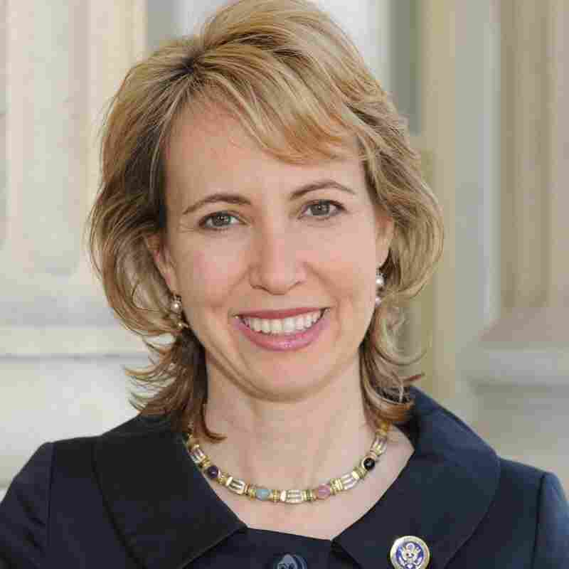 March, 2010 file photo of Rep. Gabrielle Giffords (D-AZ).