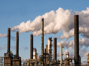 This week the House held a hearing on EPA's proposed carbon regulations.