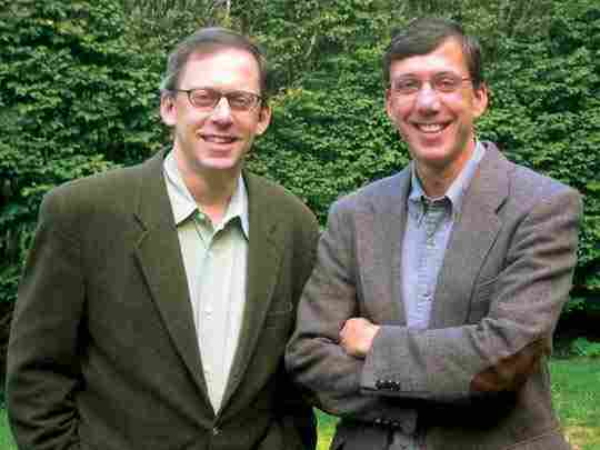 Stephen Amidon (left) is the author of The New City and Human Capital. Thomas Amidon is a cardiologist in Montana.