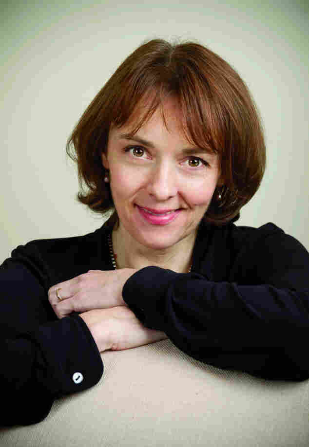 Lucy Kellaway is an associate editor for the Financial Times in London, and writes a column solving workplace-related issues titled 'Dear Lucy.'