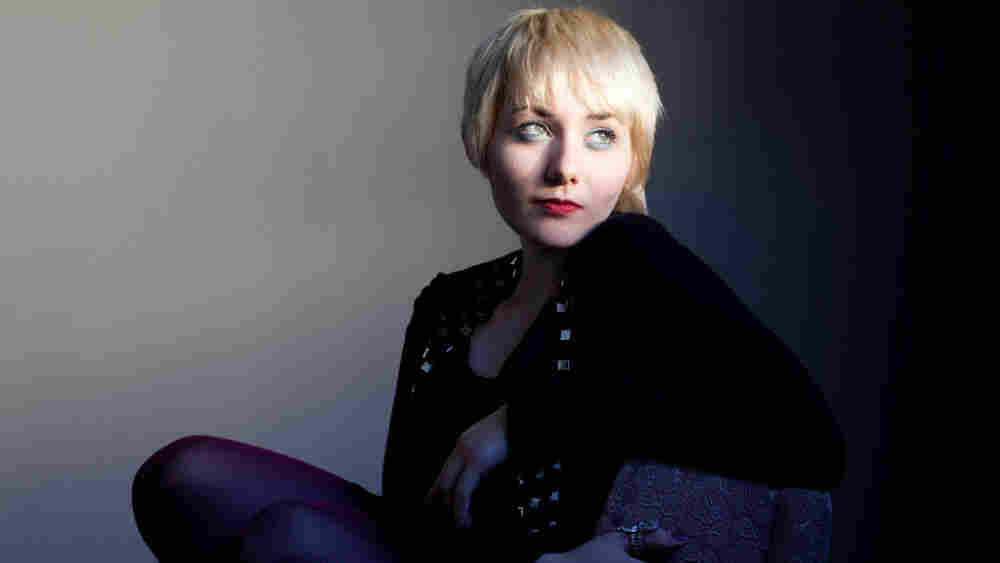 """""""Music is the only thing that I truly know how to do and enjoy doing,"""" says Jessica Lea Mayfield, whose new album is called Tell Me."""