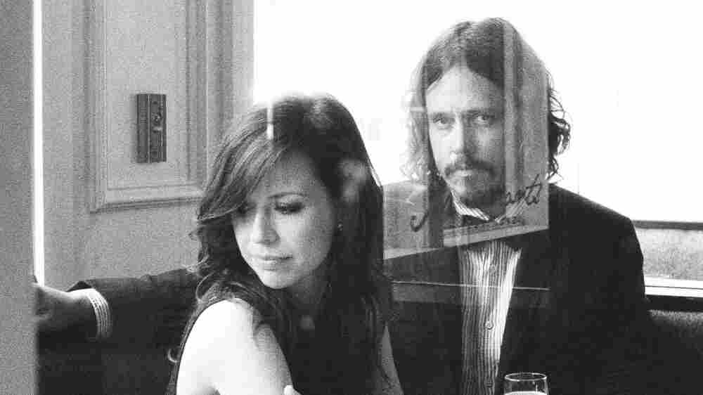 Joy Williams and John Paul White are The Civil Wars.