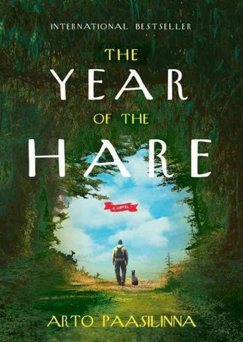 Cover, The Year of the Hare