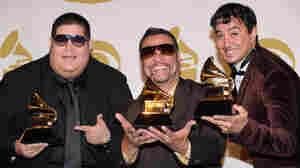 Grupo Fantasma Grabs A Grammy